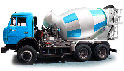 Услуги цементовоза в Минске